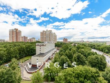 Квартира 52м2 ЖК Кутузовская Ривьера