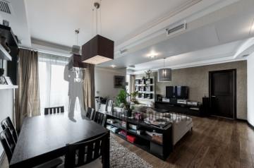 Квартира 112м2 ЖК Кутузовская Ривьера