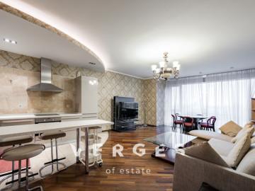 Апартаменты 140м2 ЖК Кутузовская Ривьера