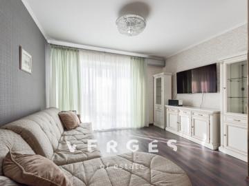 Квартира 81м2 ЖК Кутузовская Ривьера