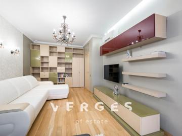 Квартира 80м2 ЖК Кутузовская Ривьера