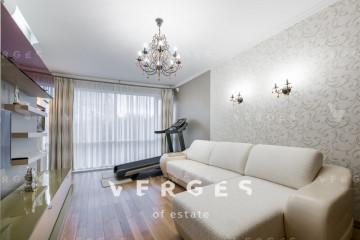 Квартира Кутузовская Ривьера фото 11