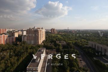 Пентхаус Кутузовская Ривьера фото 13