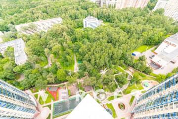Пентхаус Кутузовская Ривьера фото 27