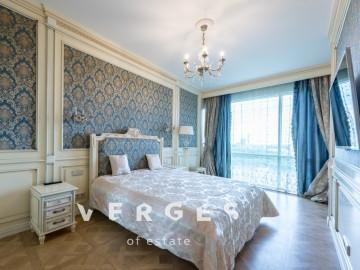Апартаменты 118м2 ЖК Кутузовская Ривьера